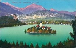 Postcard RA002155 - Slovenia Bled (Veldes) - Slovenia