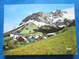 Montmin (Haute Savoie 74). Vue Partielle. En Arriere Plan, La Tournette. CIM A74187.090.0059 - Other Municipalities