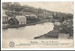 LOBBES - Vue Sur La Sambre (binnenvaart - Navigation Intérieure) - 1913 - Lobbes