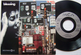 THE BLESSING SP Highway Année 1992 Comme Neuf M M - Disco, Pop
