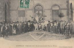 Chantelle Concours 1909 Expositions Diverses : Vue De L'étoile - France
