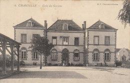 Chantelle école Des Garçons - France