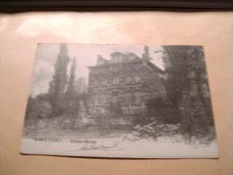 BC6-4-60 LC43 Namur Beez Foret Château Mathot (villa Disparue Victime Glissement De Terrain Rue Des Résistants?) - Namur