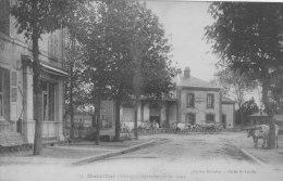 Marcillat (allier) Quartier De La Gare - Andere Gemeenten