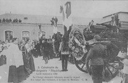"""Moulins Catastrophe Du Dirigeable """"république"""" Le 25 Septembre 1909 - Moulins"""
