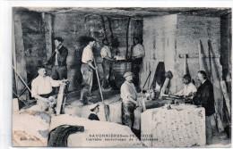 SAVONNIERES EN PERTHOIS - Carrière Souterraine De L'Espérance     -J- - France