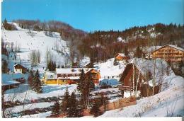 Sun Valley Hotel Suisse, Ste-Adele - Quebec  45 Milles Au Nord De Montreal Cuisine Francaise