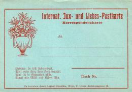 ALTE AK  Internationale JUX- Und LIEBES- POSTKARTE / Österreich / Ca. 1920 - Ansichtskarten