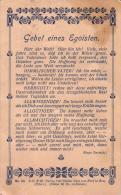 ALTE AK  GEDICHTE / Verlag Theo Von Gery In Graz / Karte Nr. 30 - Ca. 1925 - - Sonstige