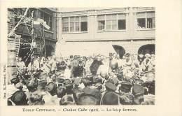 - Ref D454 - Paris - Ecole Centrale - Chahut Cube 1906 - Le Loup Ferreux   - Carte Bon Etat - - Ecoles
