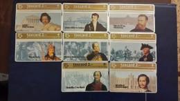 switzerland- die goldenen konigskarten-(set from 8 cards)-mint+ 6 prepiad cards free(rite name card information)