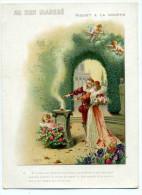 CPA - AU BON MARCHE - Illustration : RIQUET A LA HOUPPE - Fairy Tales, Popular Stories & Legends