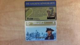 switzerland-die goldene konigskarte-2units-der alie fritz-mint card+ 1 card prepiad free