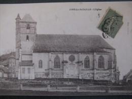 Ivry-la-bataille L'église - Ivry-la-Bataille