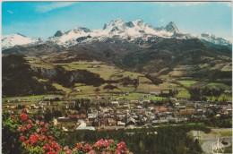 Alpes De Haute  Provence :  BARCELONNETTE  : Vue - Barcelonnette