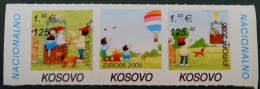 EUROPA 2006 - NEUFS ** - PH 0036 - BANDE COEUR DE FEUILLE - EMISSION KOSOVAR - Kosovo
