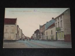 PK17: Mechelen Neckerspoel 1914 Feldpost (2 scans) Uitg. Marcovici