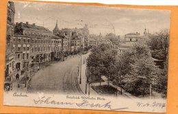 Aachen Friedrich Wilhelm Platz 1905 Postcard - Aachen