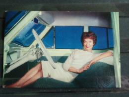 Automobiles - Ariane - Carte Postale Publicitaire émise Pour Le Salon De L'Auto à Meknes Maroc En 1959 - Passenger Cars