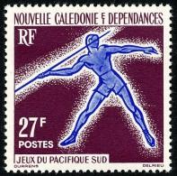 NOUV.-CALEDONIE 1963 - Yv. 311 **   Cote= 5,80 EUR - Sport : Lancer Du Javelot ..Réf.NCE22849 - Neukaledonien