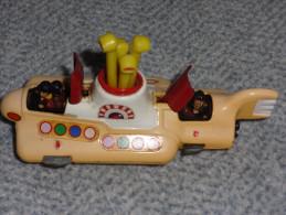 CORGI TOYS - Yellow Submarine The Beatles - Sehr Alt - Corgi Toys