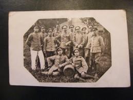 Carte Photographie Militaire Guerre De 1914 1918 Waville Puzieux Harville Hanonville Onville Villecey - Guerra 1914-18
