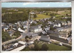 CANDE 49 - Vue Générale Aérienne - CPSM Dentelée  Colorisée GF 1971 PEU FREQUENTE - Maine Et Loire - Autres Communes
