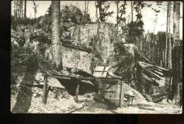 Vieil Armand - Abri De Minenwerfer - Frankrijk