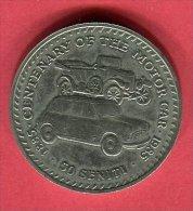 Centenaire Automobile  ( KM 83)  TTB 9 - Tonga