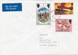 FALKLAND ISLANDS - 1984 , PORT STANLEY - Falkland Islands