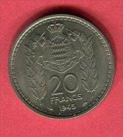 ESSAI 20 F SUP 50 - 1922-1949 Louis II