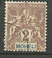 MOHELI N� 2  OBL TTB