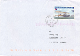FALKLAND ISLANDS  - 1999 , FOX BAY - Falkland Islands