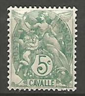 CAVALLE N� 10 NEUF* / PLI