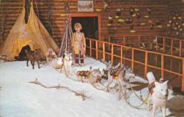 BANFF (Alberta - Canada) - Luxton Museum - Banff