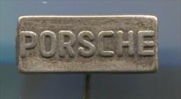 PORSCHE - Car, Auto, Vintage Pin, Badge - Porsche