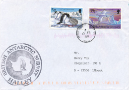 BAT - HALLEY - 2000 - Britisches Antarktis-Territorium  (BAT)