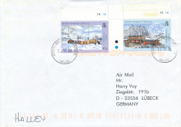 BAT - HALLEY - 2008 - Britisches Antarktis-Territorium  (BAT)