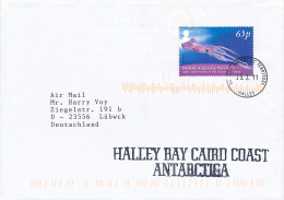 BAT - HALLEY - 2011 - Britisches Antarktis-Territorium  (BAT)