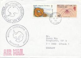 BAT -  ROTHERA - 1990 - Britisches Antarktis-Territorium  (BAT)