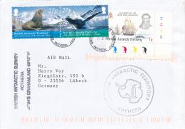 BAT -  ROTHERA - 2008 - Britisches Antarktis-Territorium  (BAT)