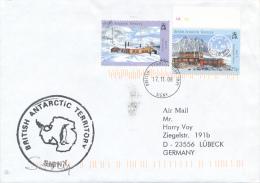 BAT -  SIGNY - 2008 - Britisches Antarktis-Territorium  (BAT)