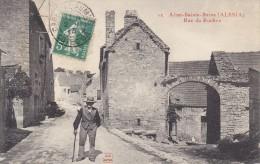 ALISE - SAINTE - REINE ( Alesia ) Rue Du Rochon - France