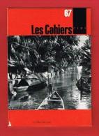 1 Plaquette Illustrée...Photos..Autres....40 Pages N° 67/1956 -  Les Cahiers CIBA - LA FIBRE DE COCO ( COCOTIER...) - Livres, BD, Revues