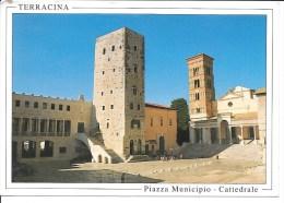 Terracina-piazza Municipio - Italia
