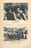 - Ref D385 -papouasie Nouvelle Guinee -  Types De La Montagne - Indigenes  - Mountain Type - Natives - - Papua New Guinea