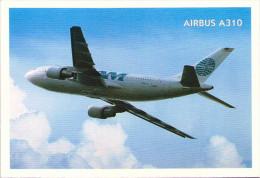 Airbus A 310 - 1946-....: Moderne