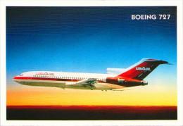 Boeing 727 - 1946-....: Moderne
