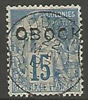 OBOCK N� 15 OBL TTB