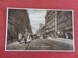 Scotland> Lanarkshire / Glasgow  Buchanan Street    -------Reference 1684